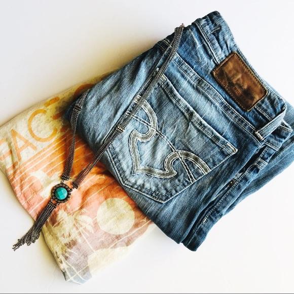 2a1c6975ccf Big Star Jeans | Hazel Curvy Fit Bootcut 30r | Poshmark